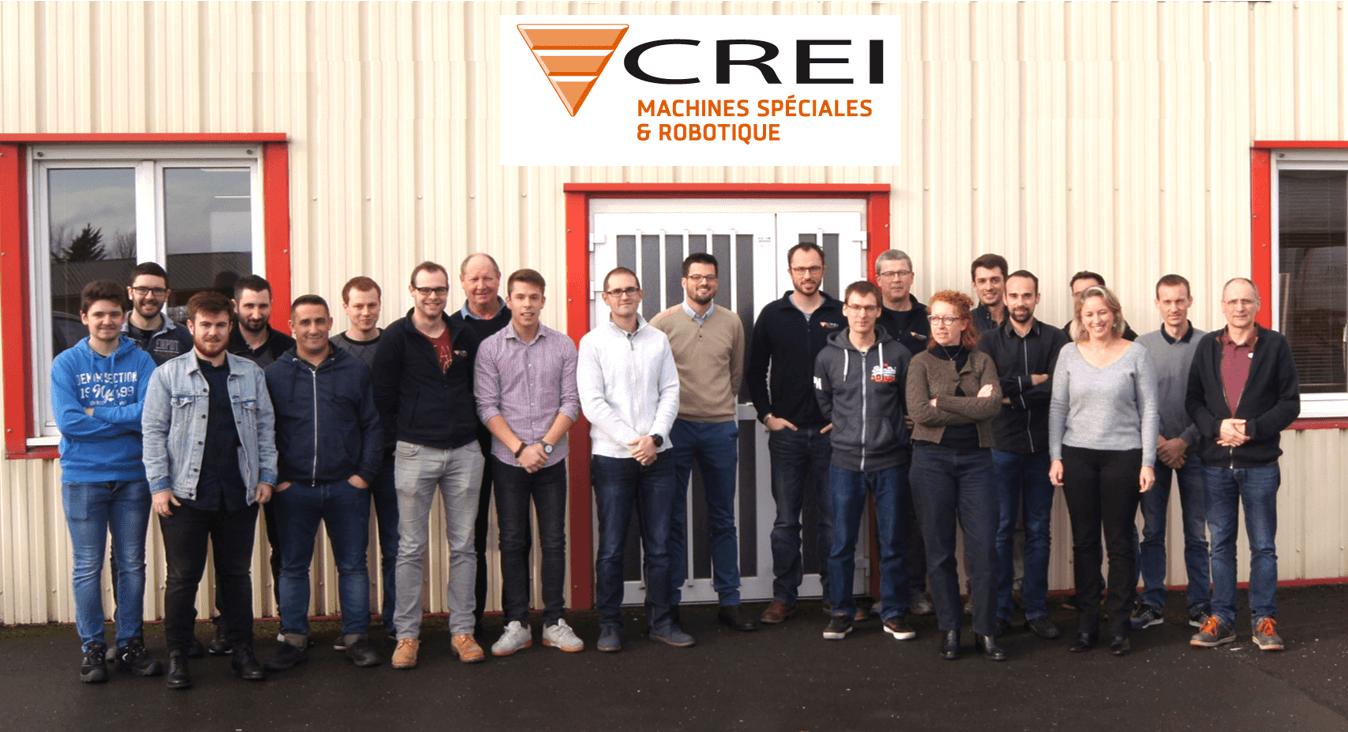 nception et Réalisation d'Equipements Industriels en Normandie